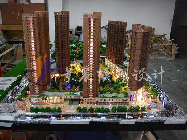 住宅模型/